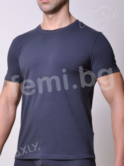 6581Male T-shirt Maxly cotton