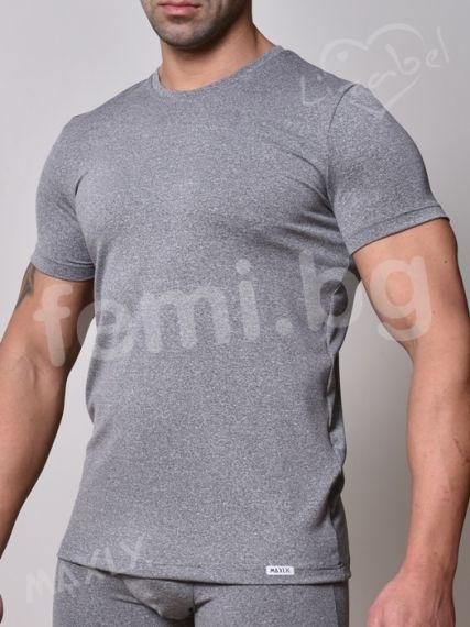 Мъжки тениски Maxly 7181 мъжко бельо