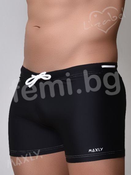Male Swimwear Boxer Maxly