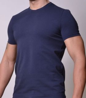 6581Male T-shirt Maxly cotton