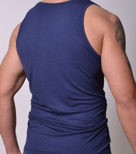 6576 Male Vest Shirt Maxly