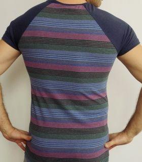 Мъжка тениска Maxly 5181 тениски онлайн