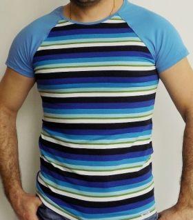 Мъжки тениски Maxly 5181 тениски онлайн