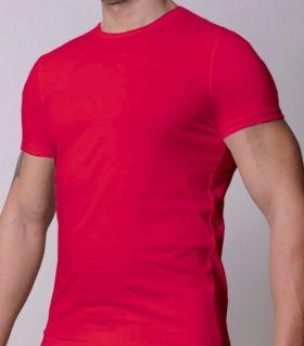 Мъжка тениска червена Maxly  тениски онлайн