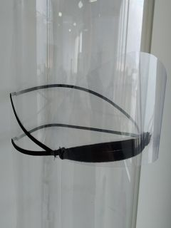 go 0399 transparent mask